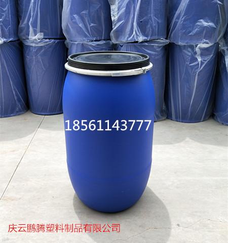 200升塑料桶大口堆码200升塑料桶全新料价格