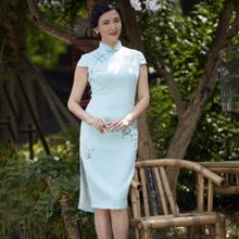 柳州绣花旗袍品牌
