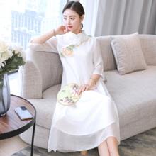 柳州印花旗袍起源