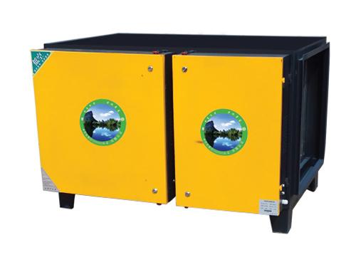 低空排放式油烟净化器 西安油烟净化器