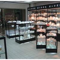 成都钛合金展柜10年品质生产成都钛合金展示柜货柜定做厂家