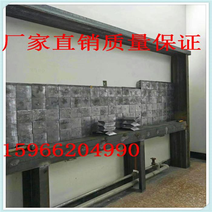 铅屏风X线机房防辐射铅板门多少钱一吨平方