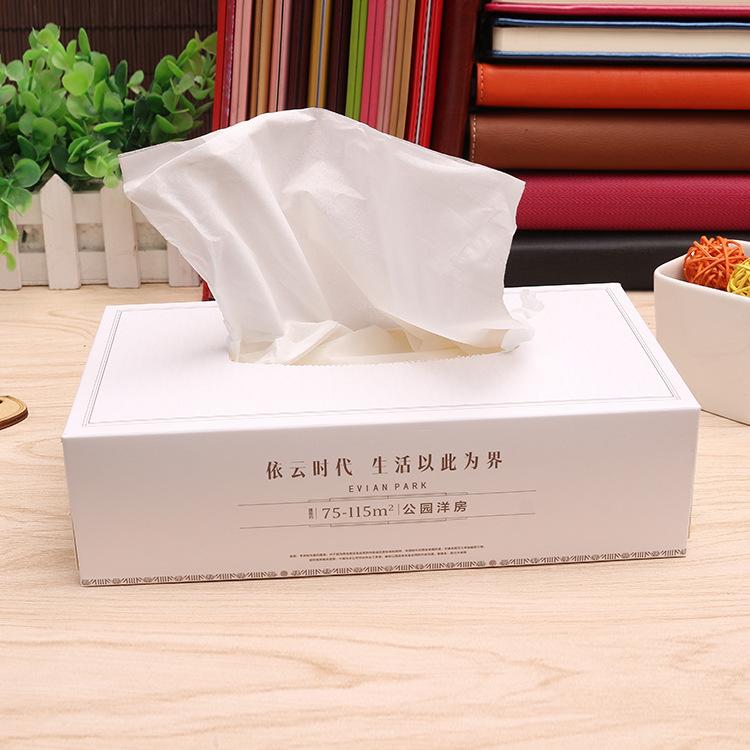 广州厂?#19994;?#20215;定制广告盒装纸巾、免费设计