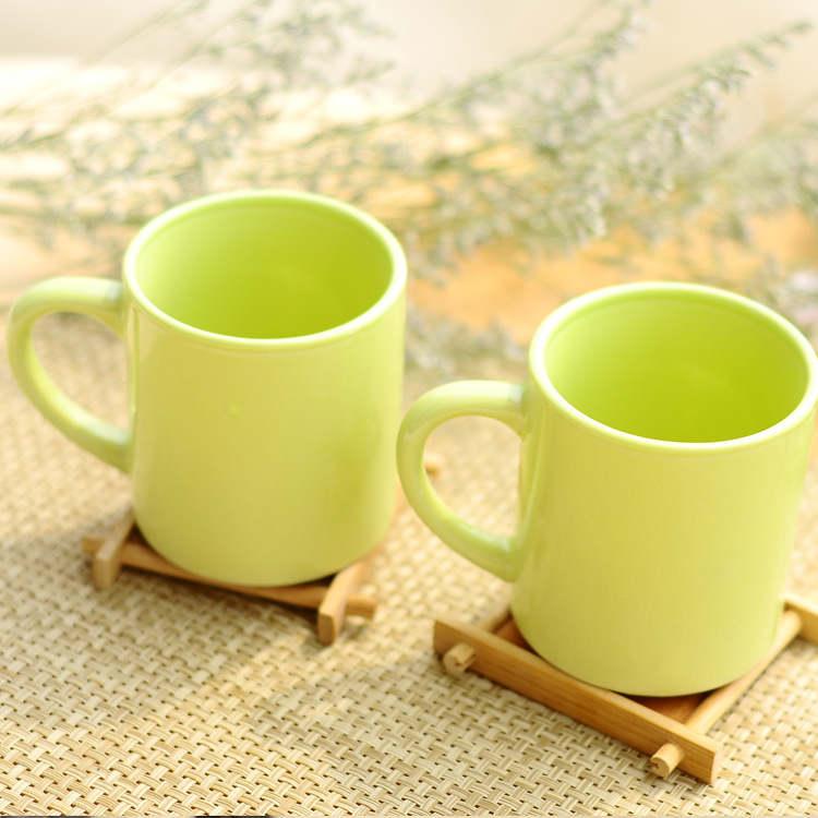 广州陶瓷厂低价定制礼品陶瓷杯、免费印字