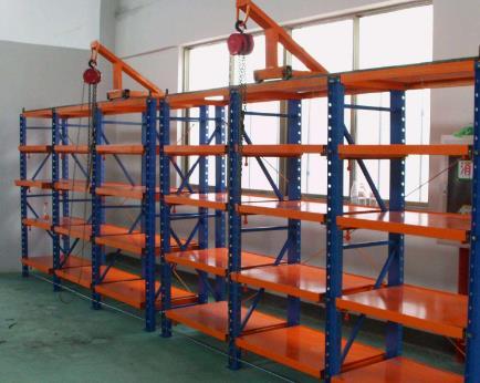 供青海重型货架和西宁中型货架详情