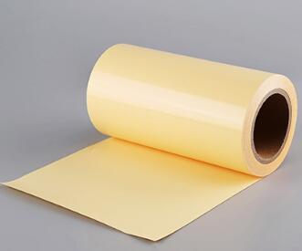 黄白离型纸/防粘纸/隔离纸/硅油纸/不干胶底纸