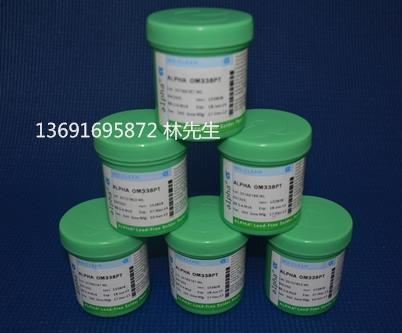 alpha爱尔法om338,阿尔法om5002锡膏,品种齐全质量保障