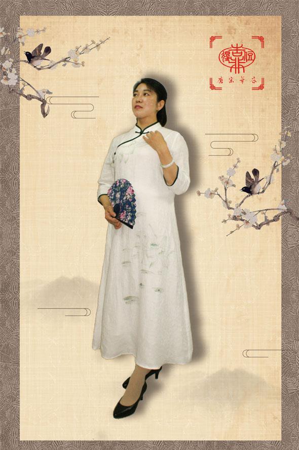 太原旗袍制作,展现女性魅力