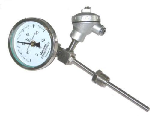 供应WSSP-411、WSSP-481带远传双金属温度计