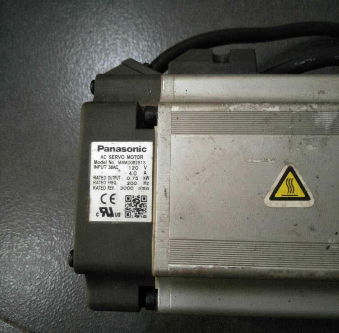 拆机松下伺服电机现货 MSMD082S1S  议价