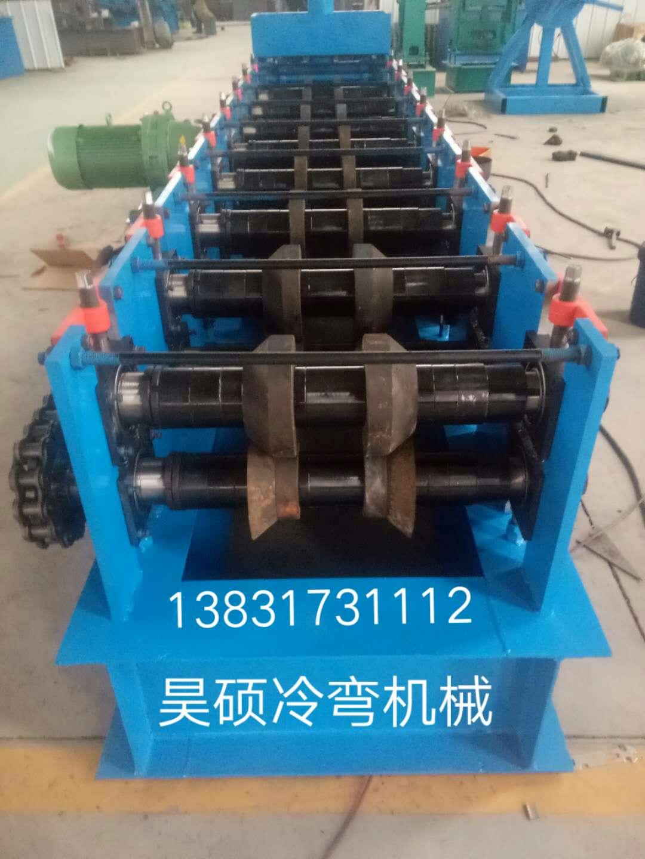 专业生产止水钢板设备止水槽机|多型号彩钢冷弯设备泊头市昊硕机械厂