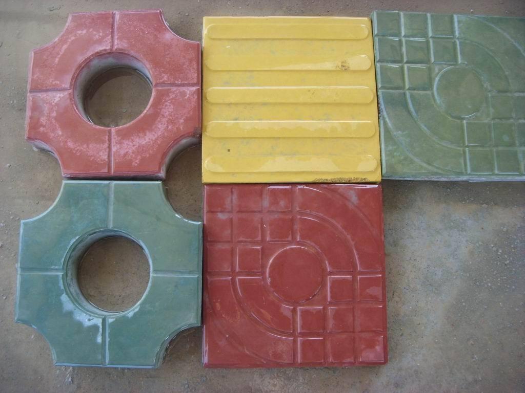 .厂家直销 水泥透水砖渗水砖彩色 各种规格 支持定做
