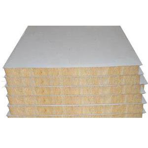 供甘肃张掖彩钢板|兰州岩棉彩钢板
