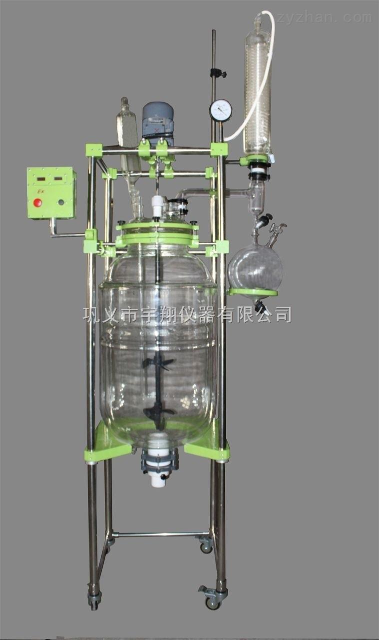 �L冷循�h油浴�采用密�]磁力泵循�h�_到的�P程