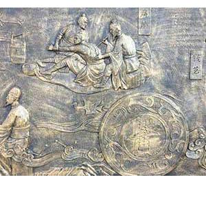 供西���F�雕塑和青海雕塑