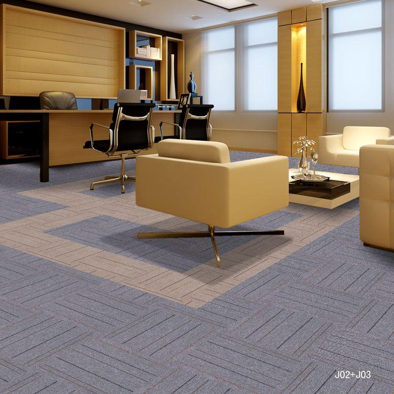 同质透心商用PVC塑胶地板办公室家用防滑耐磨抗菌地板革