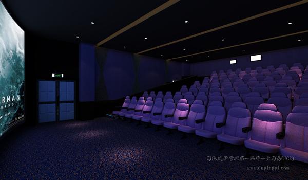 供应尼龙印花电影院满铺工程地毯