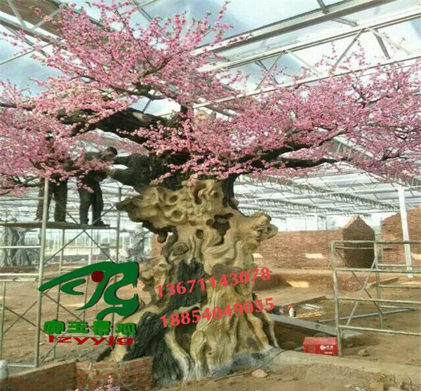 山东河北四川青海贵州安微江苏上海水泥仿真树制作,水泥仿真树厂家,水泥仿木护栏厂家