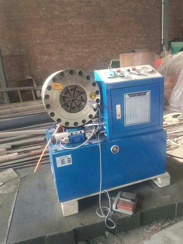 江苏无锡小型钢管缩口机