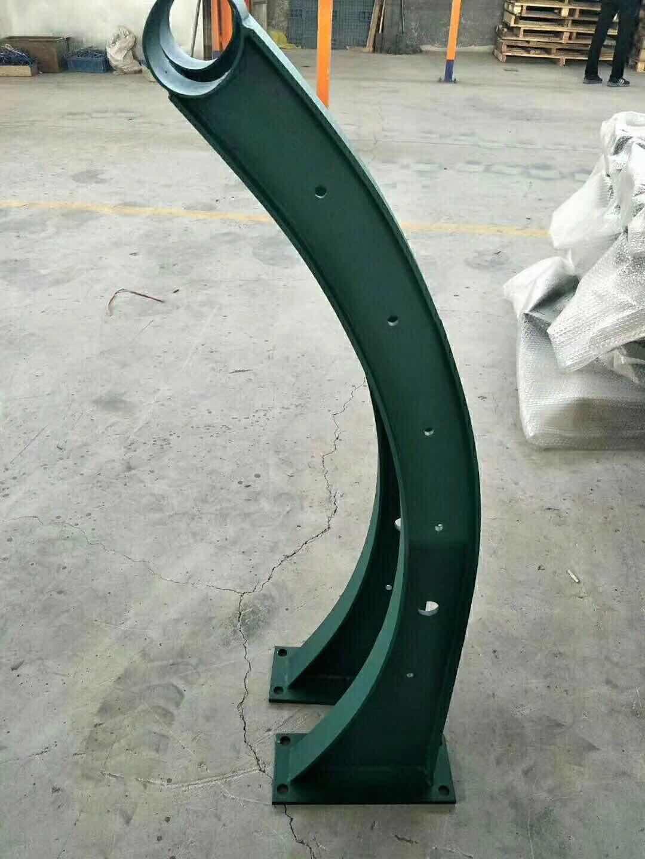 山西省供应不锈钢焊接立柱加工定做