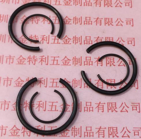 供应 DIN7993 钢丝内扣环 品质保证 质优价廉