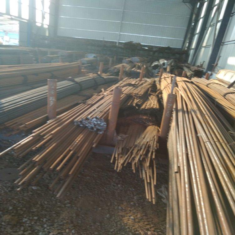 广阳20CRMNTI无缝钢管正在生产