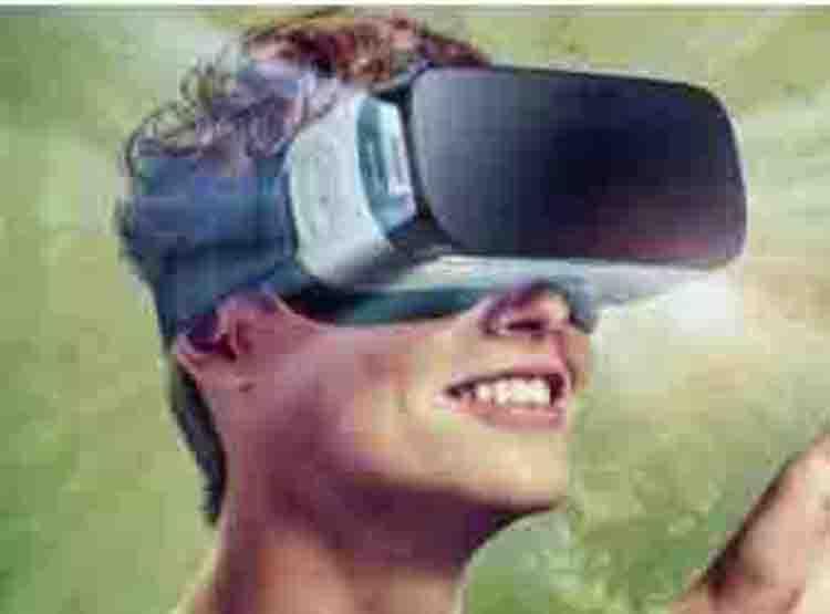 VR心理放松系�y