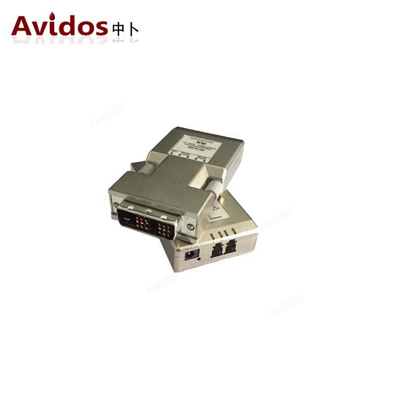 中卜 MINI 双芯DVI光纤延长器 光端机 AD-XL200