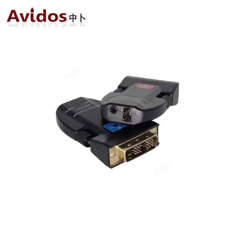 中卜 MINI 4K*2K单芯光纤延长器 AD-VE881