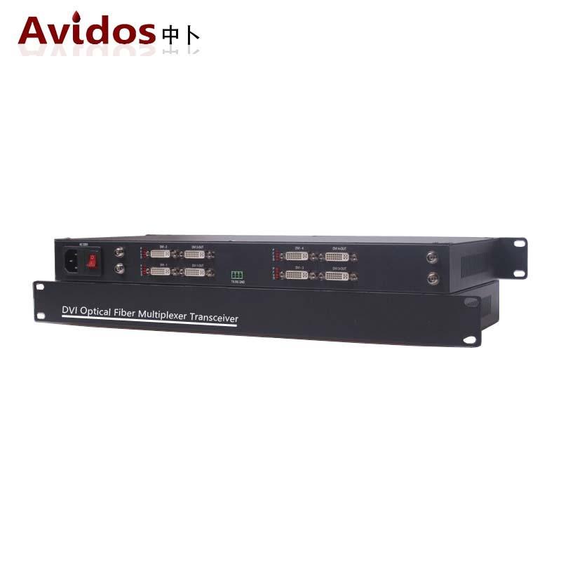 中卜 4/8/16路DVI/HDMI高清视频光端机