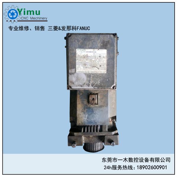 原装三菱主轴电机SJ-PF3.7-01Z现货销售及专业维修测试OK