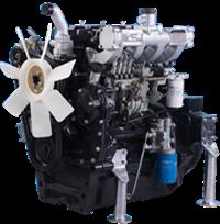 斯太尔装载机柴油发动机机体缸体