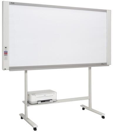 广州普乐士M-18W电子白板