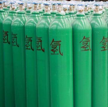 供青海德令哈氢气和玉树高纯氢气批发