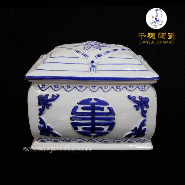 究竟是什么影响了骨灰盒价格 景德镇千穗陶瓷男女通用骨灰盒青青青免费视频在线