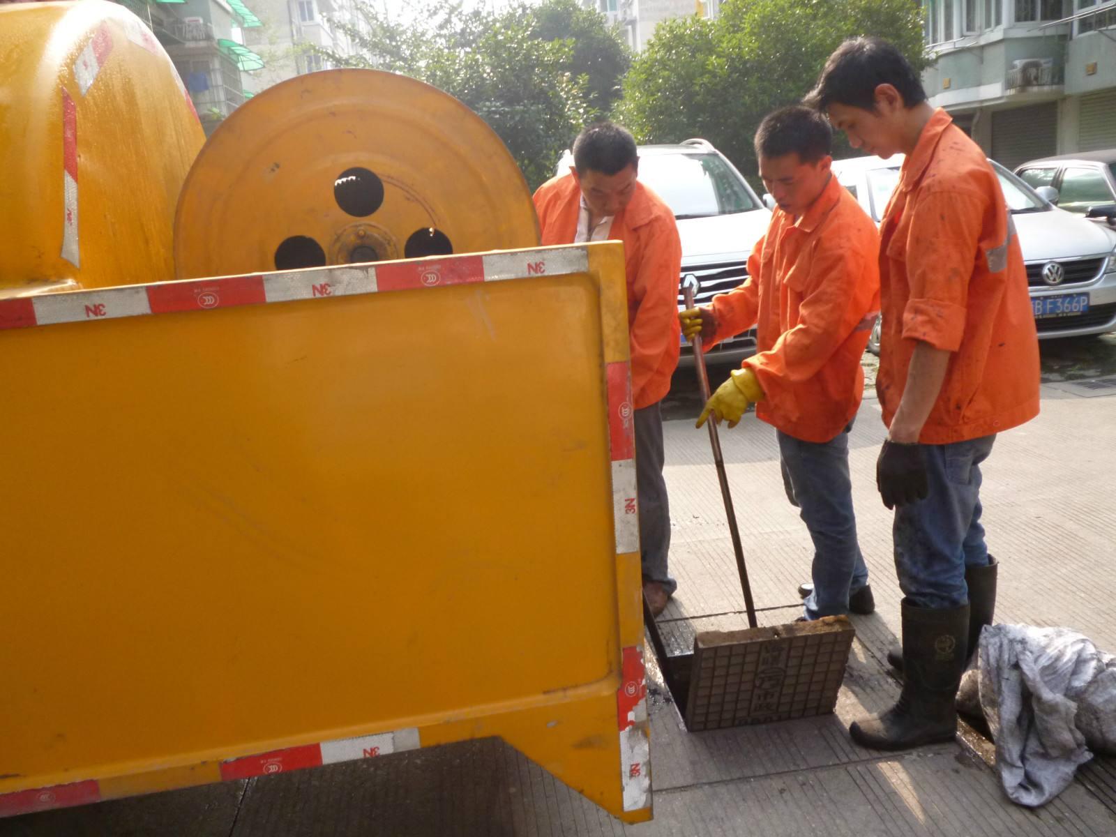 建湖县动态污水管道清洗我们更专业-专业团队