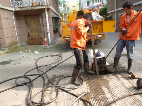 泗县动态清理化粪池施工流程-欢迎咨询