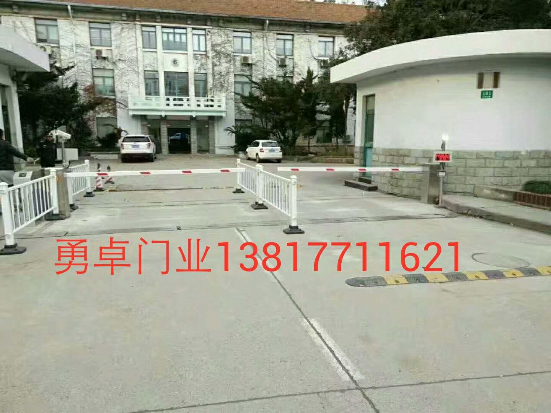 上海嘉定车牌识别道闸安装