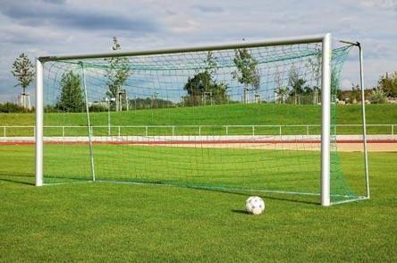 天津足球门安装足球场施工