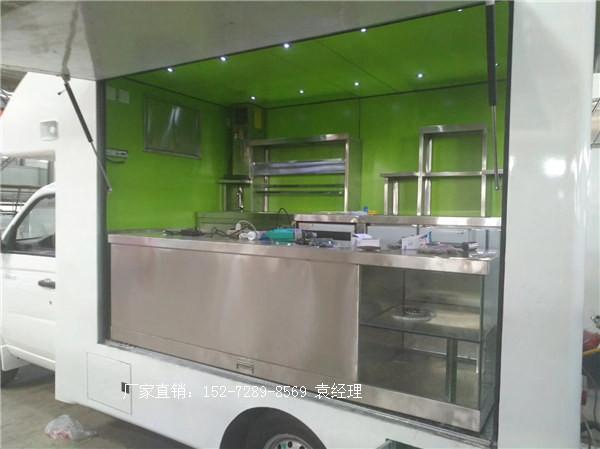 卡车式流动酒席餐饮车定制出口外销、衢州