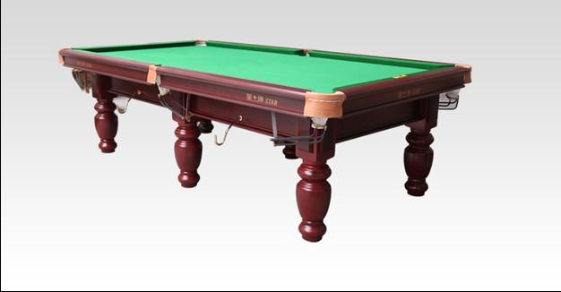 天津星牌台球桌专卖高标准送货安装同行业