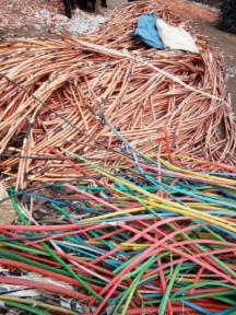 新乡市延津县回收铜缆铝缆回收行情欢迎来电咨询