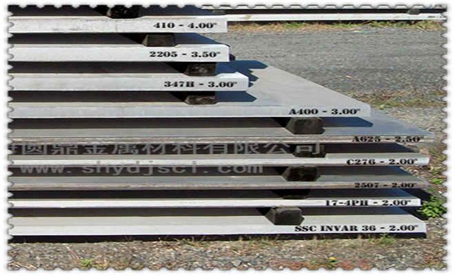 浙江2205双相不锈钢棒材交货状态
