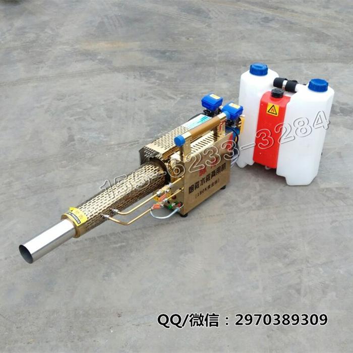 小麦地高效率农药喷洒机