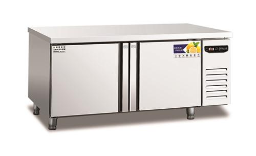 西安商用厨房设备 冷藏冷冻系列  平冷工作台 平台雪柜