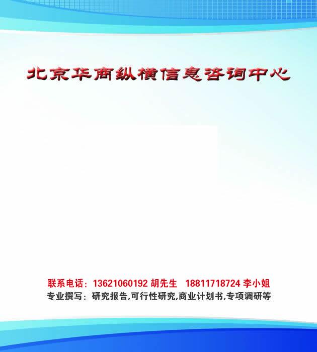 洋浦機械式沖床可行性研究報告