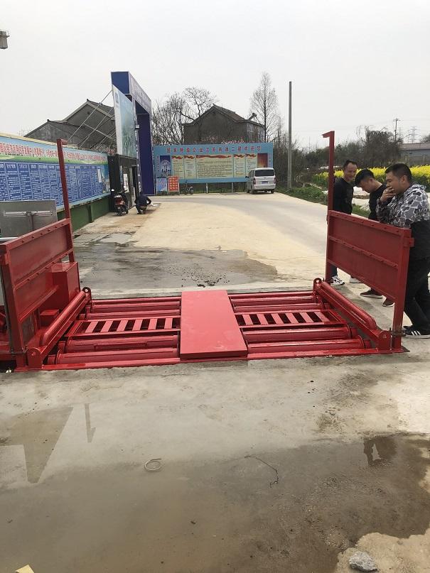 绍兴滚轴自动排泥式洗车机产地