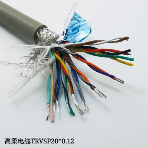 矿用屏蔽型七芯拉力电缆lcyvb-7-1矿用通信拉力电缆文水