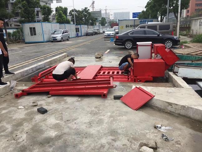 北京工地自动洗车池免费安装