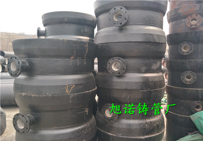 梅江给水DN150球墨铸铁管旭诺铸造